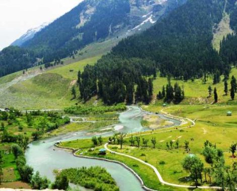 Beetab Valley Pahalgam