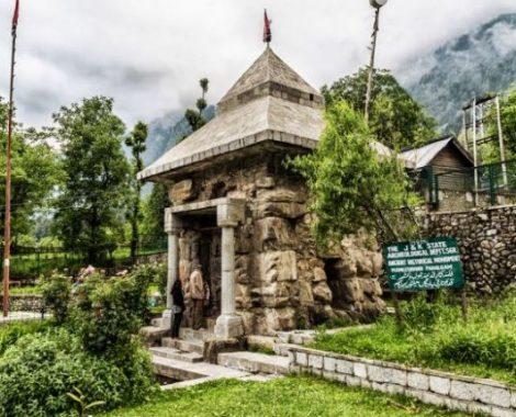 Mamleshwar_Temple_Pahalgam
